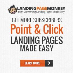 Landing Page Monkey Review, Tour & Bonuses