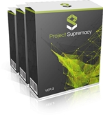 Project Supremacy 2.0 Review, Tour And Bonus