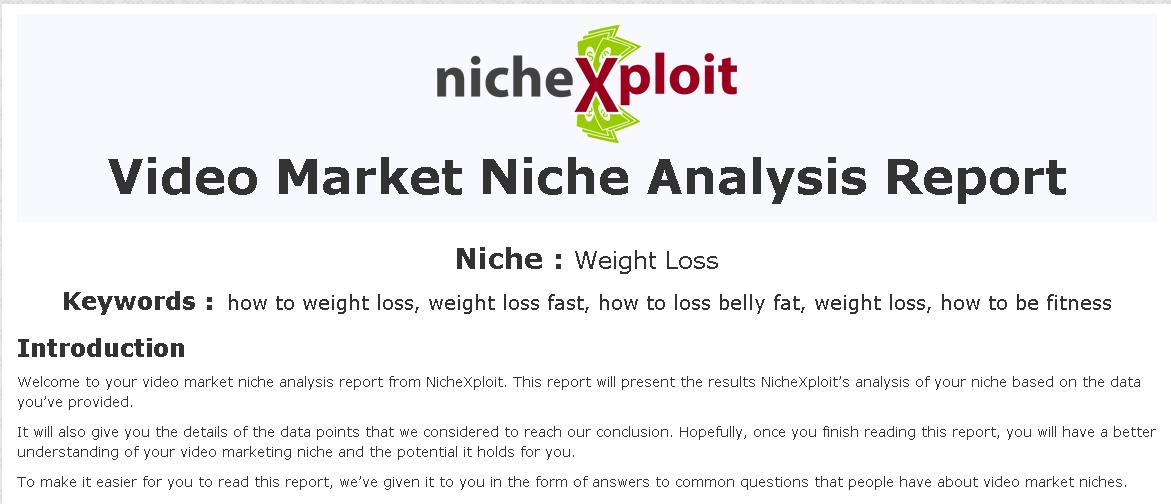 niche xploit review