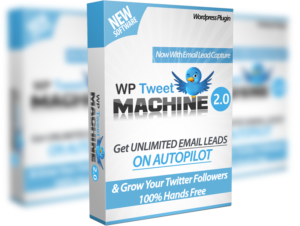WP Tweet Machine v2.0 Review