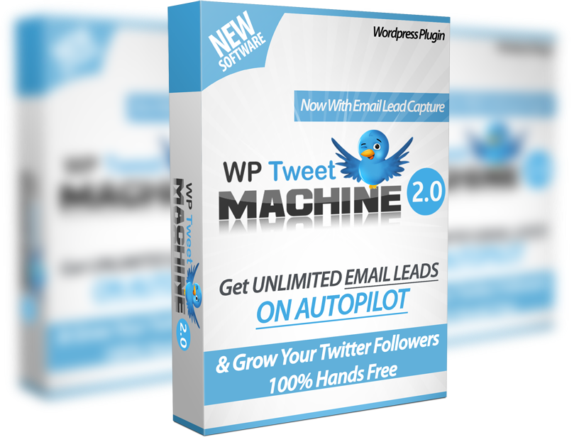 WP Tweet Machine v2.0 Review